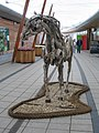Cork and Driftwood Horse - geograph.org.uk - 374287.jpg