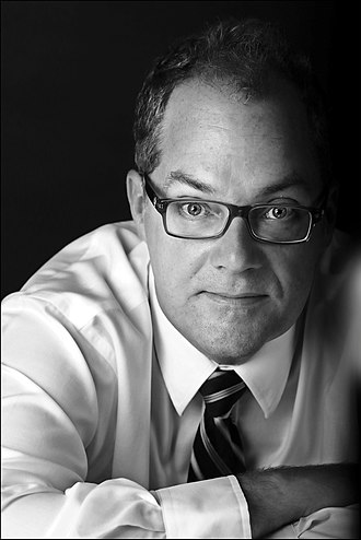 Head shot - Example of corporate head shot featuring entrepreneur and business coach Douglas Anderson of DA Talent