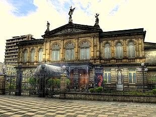 Teatro Nacional de Costa Rica - Wikipedia, la enciclopedia libre