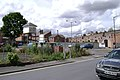 Court Street, car park and pigeon loft - geograph.org.uk - 1415551.jpg