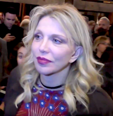 Profile photograph of Courtney Love