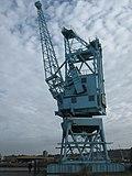 Crane in Rochester Riverside - geograph.org.uk - 2156513.jpg