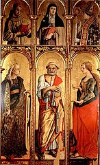 Triptych of Montefiore