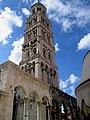 Croatie Split Saint-Domnius Campanile - panoramio.jpg