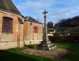 Saint-Germain-des-Essourts Commune in Normandy, France