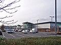 Cuckoo Bridge retail park, Dumfries - geograph.org.uk - 1769808.jpg