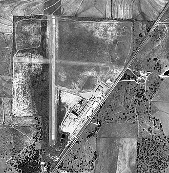 Curtis Field - USGS aerial image (13 January 1995)