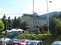 Czantoria - stacja kolejki dol.JPG