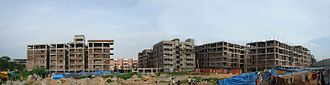 Sanathnagar - A real estate boom has taken over the once peaceful Czech colony.