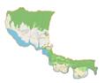 Czorsztyn (gmina) location map.png