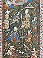 Décor de la Chambre d'Alep (Musée d'art islamique, Berlin) (11586953133).jpg