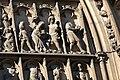 Détail de voussure, portail sud de la cathédrale d'Auxerre.jpg