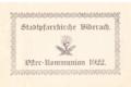 D-BW-Biberach - Stadtpfarrkirche - Oster-Kommunion 1922 01.png
