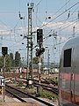 DB ICE 401 & 403 Units at Mannheim Hbf Sunday 14th June 2015 - 18673380209.jpg