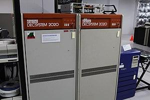 DECSYSTEM-20 - DECSYSTEM-2020 KS-10 (1979) at the Living Computer Museum