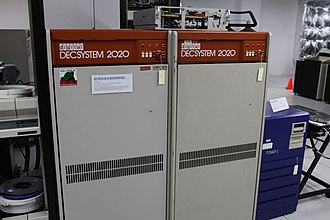 DECSYSTEM-20 - 2 DECSYSTEM-2020 KS-10s (1979) at the Living Computer Museum