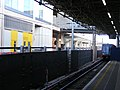 DLR and Crossrail station, Custom House.jpg