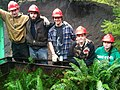 DYS Crew Preparing to Work, Willamette National Forest (34758931801).jpg