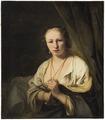 Damporträt (Ferdinand Bol) - Nationalmuseum - 17294.tif