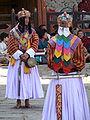 Dancers, Paro Tsechu.jpg
