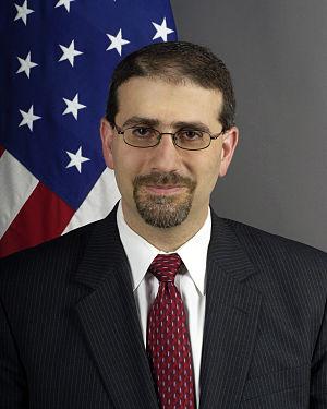 Daniel B. Shapiro - Image: Daniel B Shapiro ambassador
