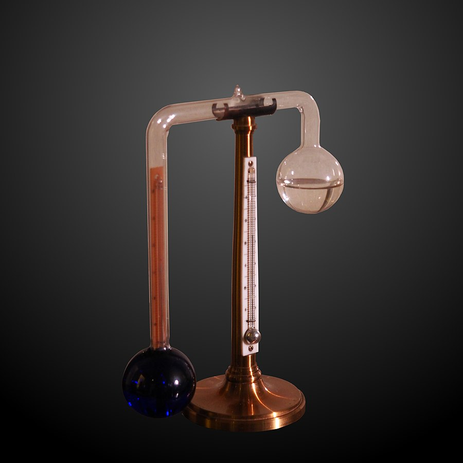 Daniell Hygrometer