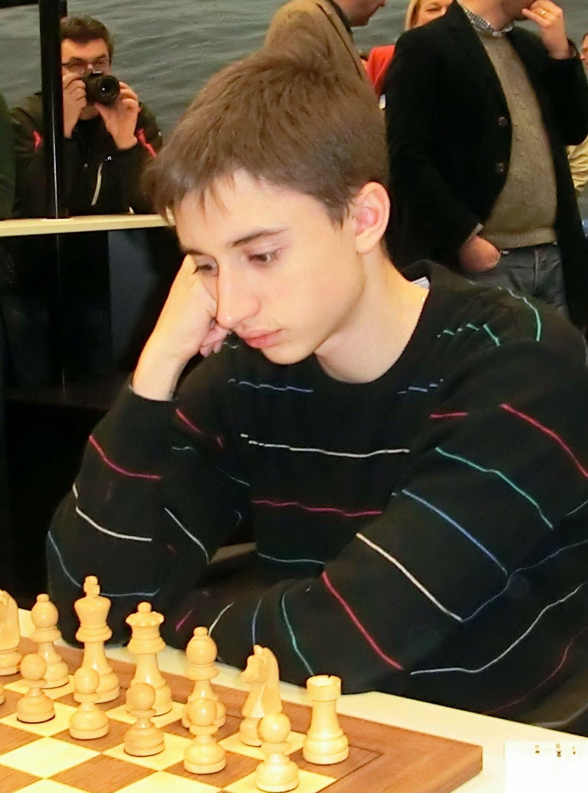 World Rapid Chess Championship - Wikipedia