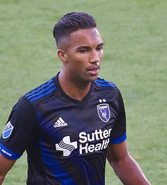 Danny Hoesen - Playing for San Jose, 2017