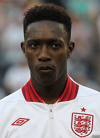 Danny Welbeck - Welbeck with England at UEFA Euro 2012