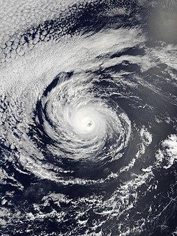 Hurricane Darby (2016)