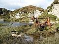 Dartmoor, Haytor Quarries - geograph.org.uk - 1012948.jpg