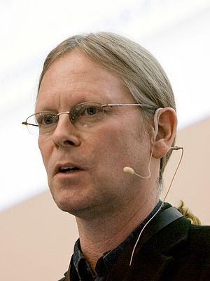 Dave Raggett - 2008 photo