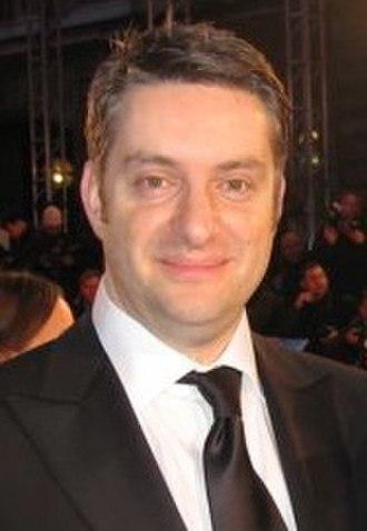 David Bowers (director) - David Bowers at the BAFTAs