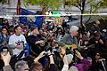 David Crosby Graham Nash Occupy Wall Street 2011 Shankbone 5.JPG