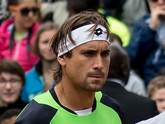 2012 ATP World Tour - David Ferrer won the most titles this year.