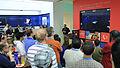 David Isbitski demonstrates game development on Windows 8 (7003477067).jpg