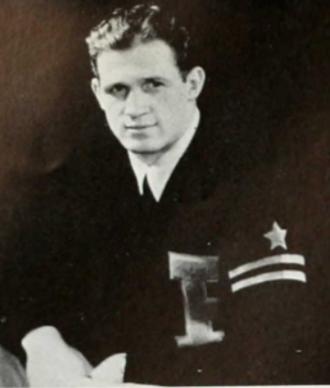 "David Rankin (American football) - Rankin from the 1941 ""Debris"""