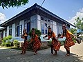 Dayak Traditional dance of South Kalimantan Province.jpg