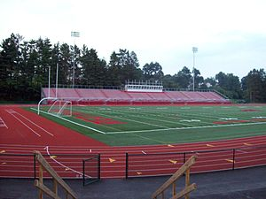 Saint Francis University - Image: De Gol Field