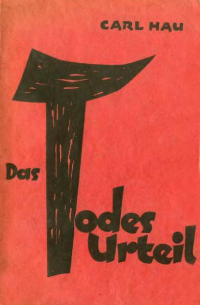 File:De Das Todesurteil (Hau).djvu