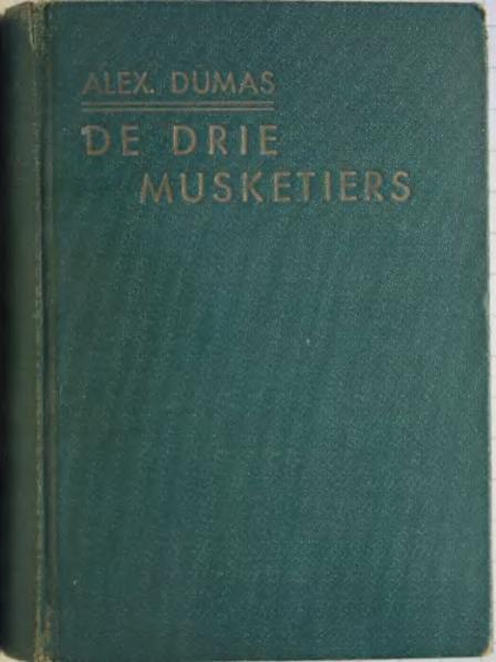 File:De Drie Musketiers (1910).djvu
