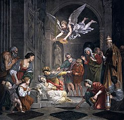 Death of Saint Cecilia