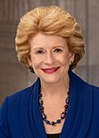 Debbie Stabenow, official photo, 116th Congress (cropped).jpg