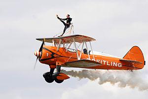 Barnstorming -  Breitling Wingwalkers