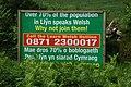Defnyddiwch eich Cymraeg - Use your Welsh - geograph.org.uk - 488577.jpg