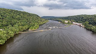 Delaware River Major river on the East Coast of the United States