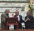 Delegate Ali being sworn in.jpg
