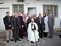 Delegates with Sheikh Ahmad Chibane in Algeria (3273418612).jpg
