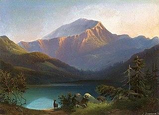 Staw Smereczyny w Tatrach