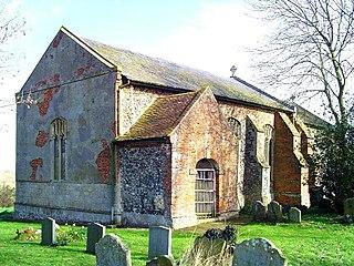 Denham, Mid Suffolk Human settlement in England
